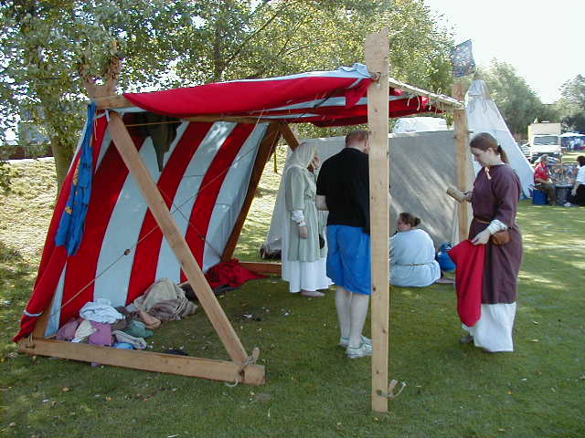 Sca Tents On Pinterest Pavilion Medieval And Tent